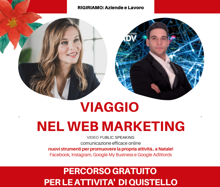 Viaggio nel web marketing